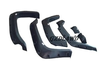 Textured / Gloss Finish Bushwacker Pocket Style Fender Flares For Toyota FJ Cruiser ผู้ผลิต
