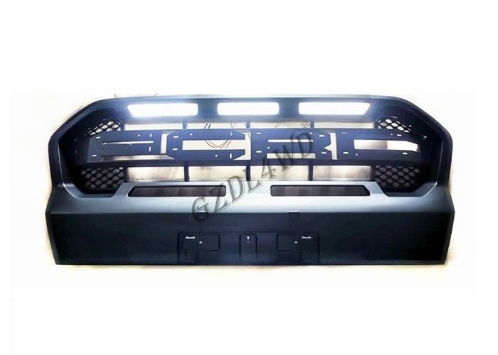 Ford Ranger PX3 Wildtrak Front Grill Mesh 2108 2019 พร้อมไฟ LED